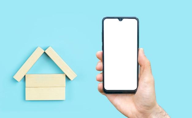 Koncepcja domu zakup wynajem sprzedaż sprawy handlowe i biznesowe budowa nieruchomości drewniany dom...