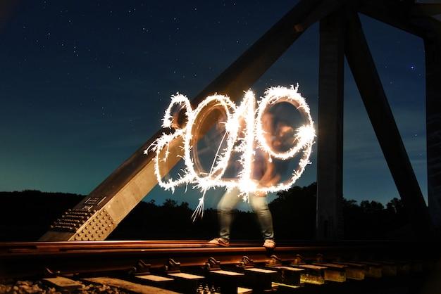 Koncepcja fajerwerków 2019