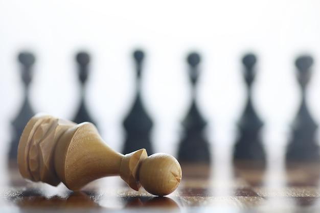 Koncepcja gry w szachy na myśl pola bitwy