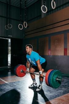 Koncepcja gym z trenerem sportowca