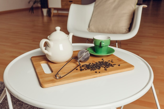 Koncepcja herbaty