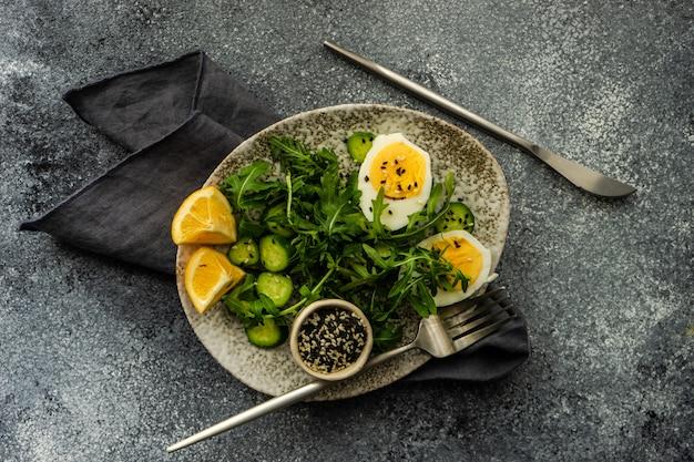 Koncepcja jedzenia keto