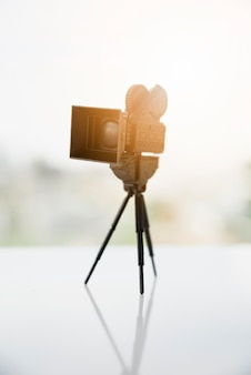 Koncepcja kina z aparatem