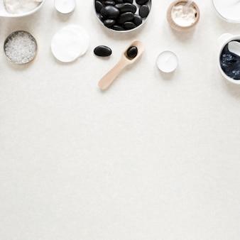 Koncepcja kosmetyki naturalne z miejsca kopiowania