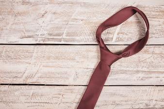 Koncepcja krawata na dzień ojca