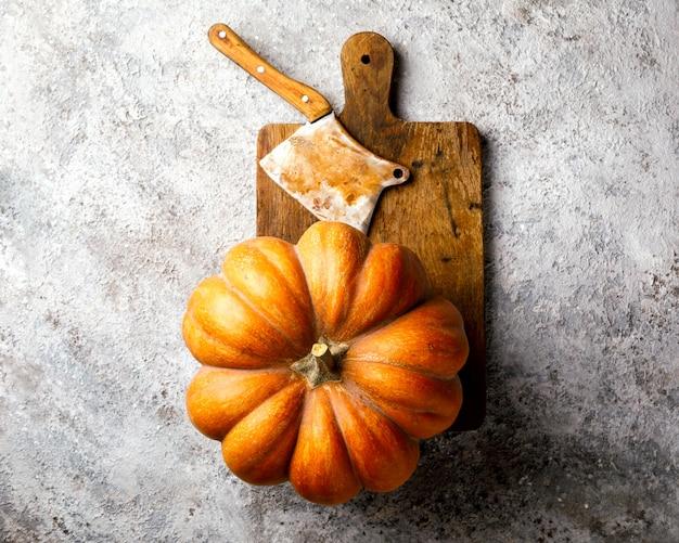 Koncepcja martwa jesień.