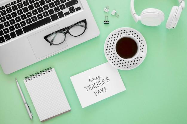 Koncepcja obchodów dnia nauczyciela