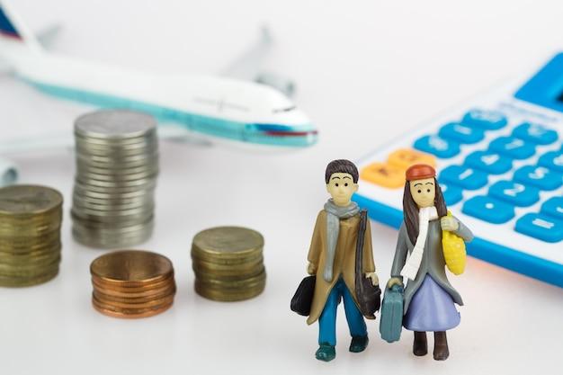Koncepcja oszczędności i planowania podróży