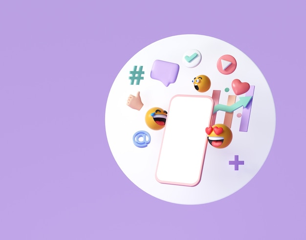 Koncepcja platformy komunikacji 3d online social media