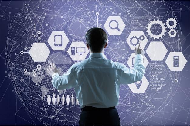 Koncepcja platformy zarządzania danymi (dmp).