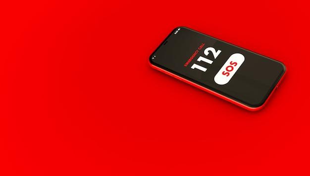 Koncepcja połączenia alarmowego z telefonu komórkowego