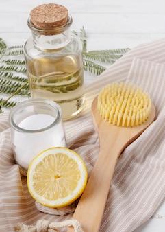 Koncepcja produktów do czyszczenia ekologicznego