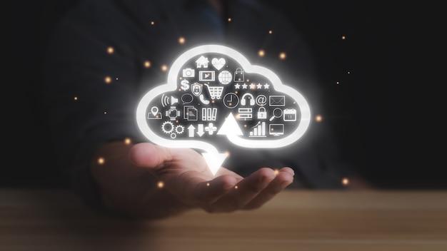 Koncepcja przetwarzania w chmurze i technologii