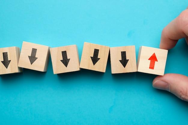 Koncepcja przezwyciężenia kryzysu i sukcesu w biznesie