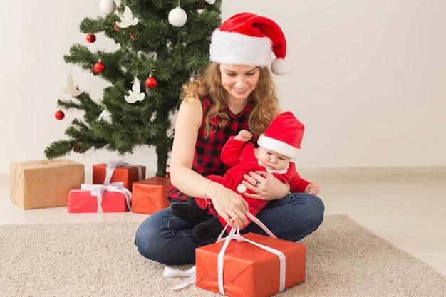 Koncepcja rodziny, dzieciństwa i bożego narodzenia