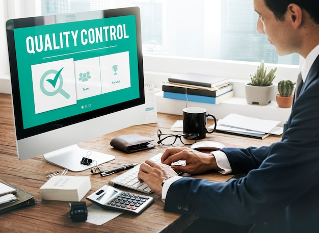 Koncepcja rozwoju doskonalenia kontroli jakości