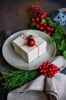 Koncepcja świąt bożego narodzenia