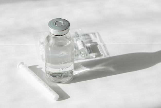Koncepcja szczepionki koronawirusowej