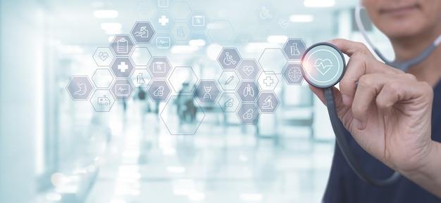 Koncepcja technologii medycznej i telemedycyny