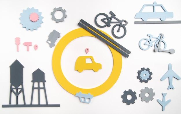 Koncepcja transportu miejskiego
