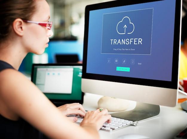 Koncepcja tworzenia kopii zapasowych danych w sieci w chmurze