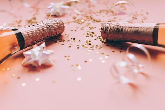 Koncepcja uroczystości boże narodzenie lub nowy rok