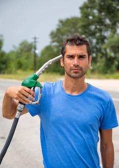 Koncepcja wysokich cen paliw