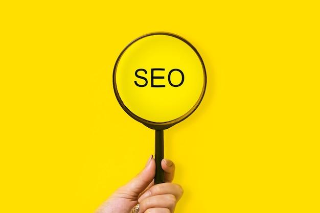 Koncepcja wyszukiwania seo
