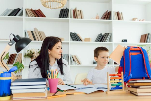 Koncepcja zajęć indywidualnych i prac domowych