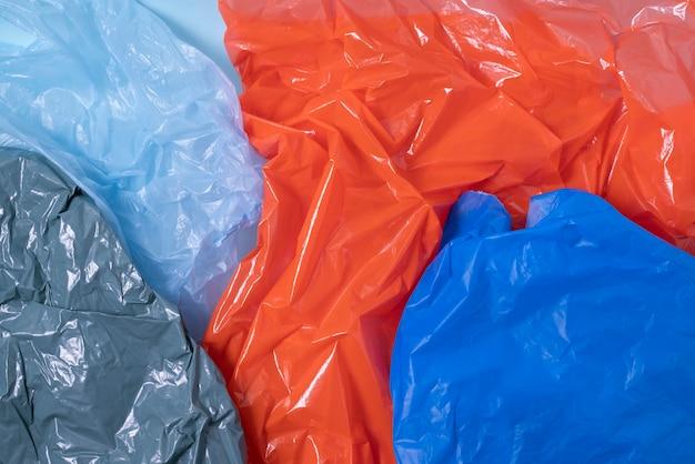 Koncepcja zanieczyszczenia plastikowymi śmieciami