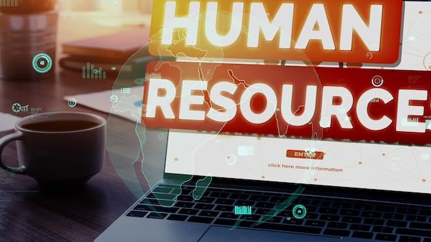 Koncepcja zasobów ludzkich i sieci osób