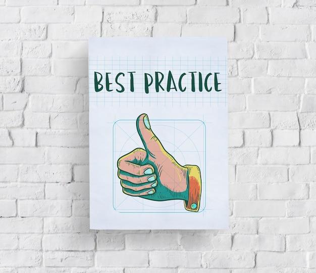 Koncepcja zatwierdzania najlepszych praktyk
