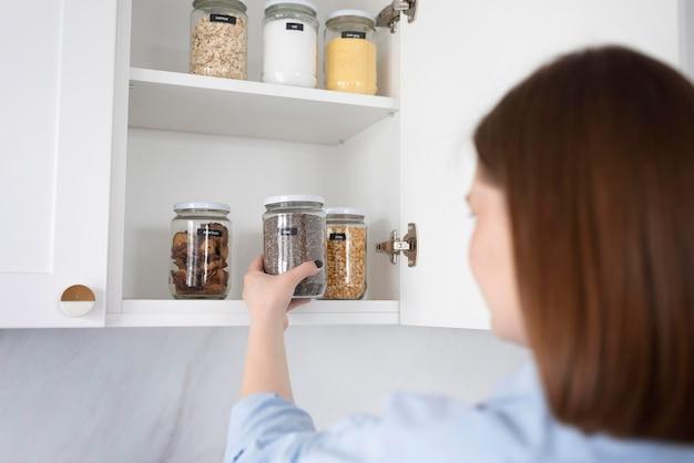 Koncepcja zrównoważonego stylu życia w domu