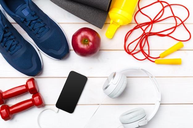 Koncepcje fitnessu sportowego ze sprzętem do ćwiczeń