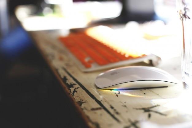 Konstrukcja myszy