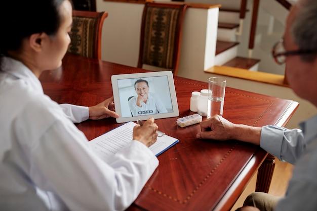 Konsultacje medyczne online