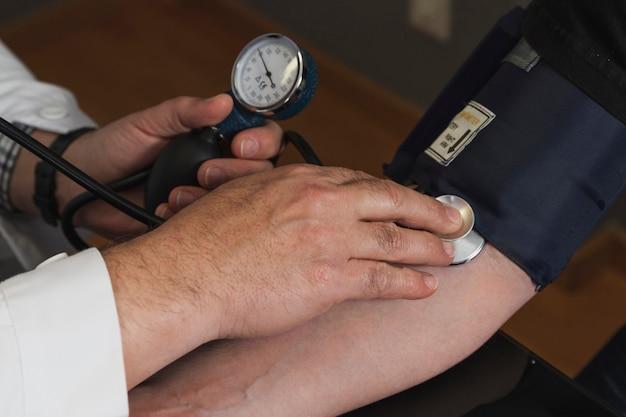Kontrola ciśnienia krwi