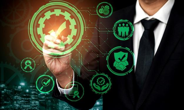 Kontrola jakości i koncepcja kontroli jakości