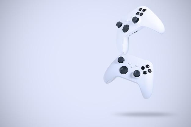 Kontrolery gier nowej generacji izolowane