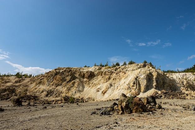 Kopalnia złota rosia montana w rumunii