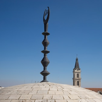 Kopuła meczet w starym mieście, jerozolima, izrael