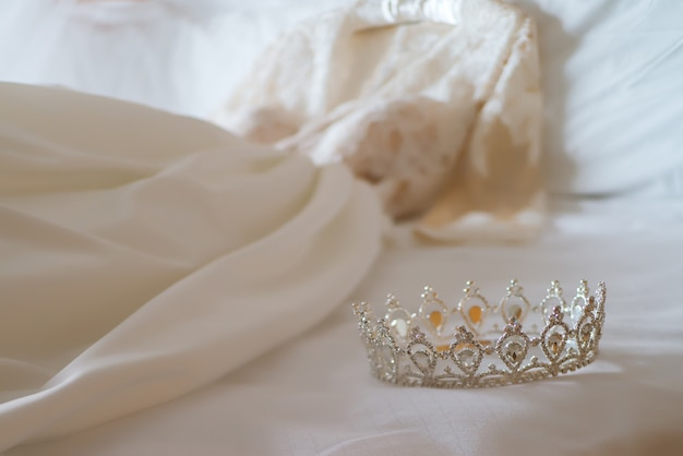Korona ślubna