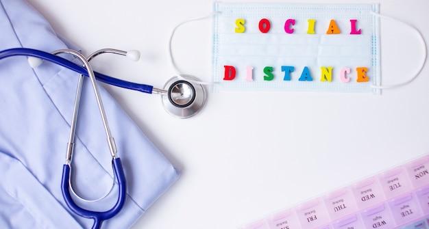 Koronawirus i dystans społeczny