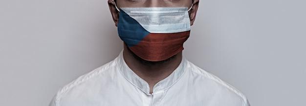 Koronawirus pandemia. koncepcja kwarantanny wirusa corona, covid-19