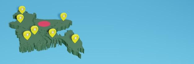 Korzystanie ze snapchata w bangladeszu na potrzeby telewizji społecznościowej i tła strony internetowej