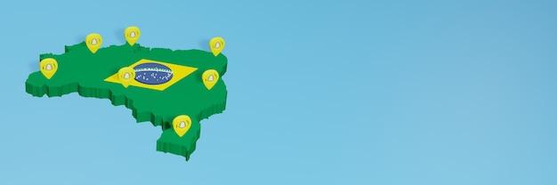 Korzystanie ze snapchata w brazylii na potrzeby telewizji w mediach społecznościowych i tła strony internetowej obejmuje puste miejsce
