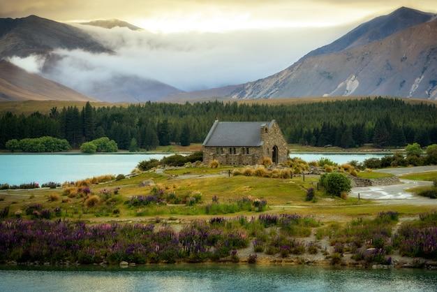 Kościół dobrego pasterza, nowa zelandia