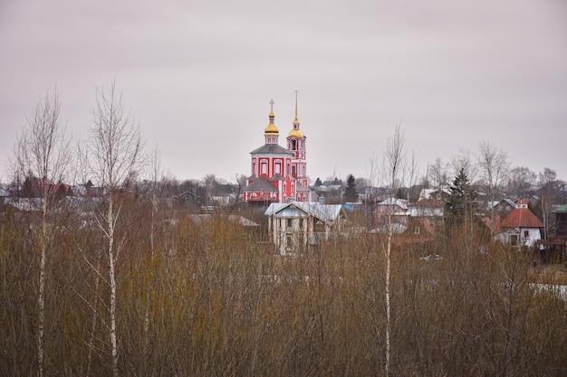 Kościół ilya w suzdalu
