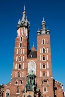 Kościół katolicki mariacki w krakowie