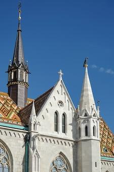 Kościół macieja w budapeszcie
